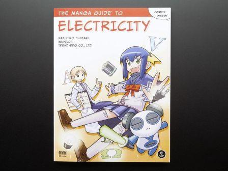 Manga Guide to Electricity by Kazuhiro Fujitaki