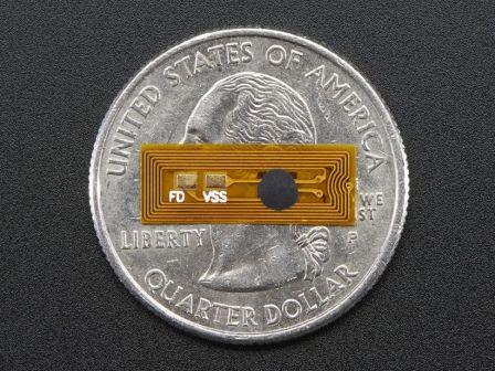 Micro NFC/RFID Transponder - NTAG203 13.56MHz