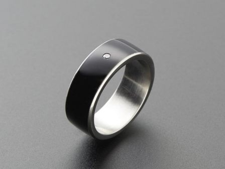 RFID / NFC Smart Ring - Size 11 - NTAG213