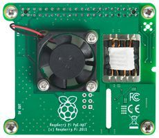 Raspberry Pi PoE HAT Voor Raspberry Pi versie 2