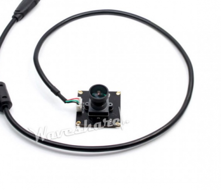 Waveshare OV2710 2MP USB Camera (A), Low-light Sensitivity