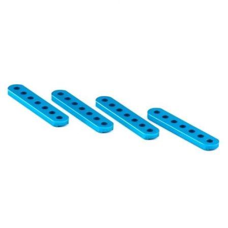 MakeBlock Beam 0412-060-Blue (4-Pack)