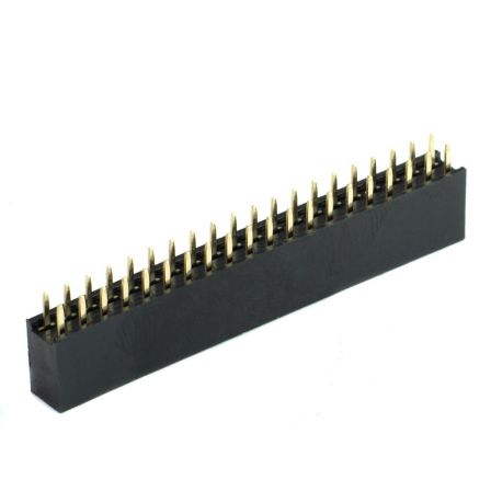 Raspberry Pi GPIO Header 2x20 Female