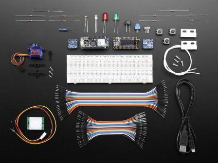 Microsoft Azure IoT Starter Kit w/ Adafruit Feather M0 WiFi