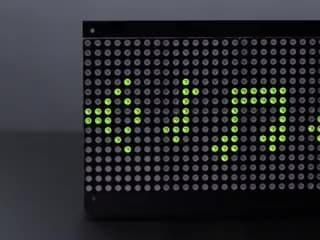 32x16 Red Green Dual Color LED Dot Matrix - 7.62mm Pitch
