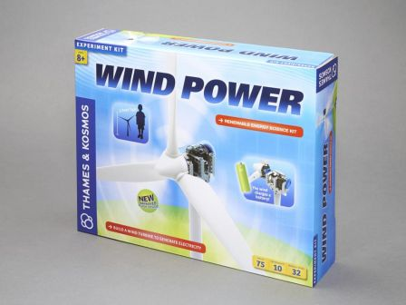 Thames & Kosmos Wind Power Kit