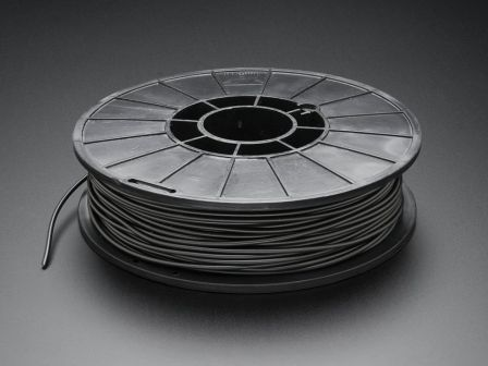 Cheetah 3D Printer Filament - 3mm Diameter 0.75kg - Midnight