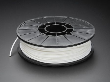 Cheetah 3D Printer Filament - 3mm Diameter 0.75kg - Snow