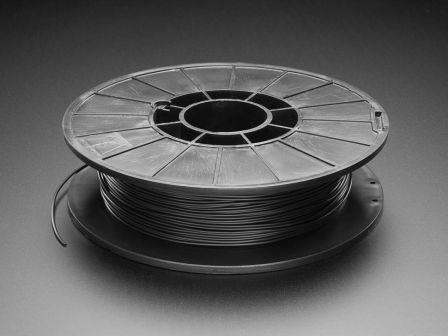 Cheetah 3D Printer Filament - 1.75mm Diameter 0.5kg - Midnight