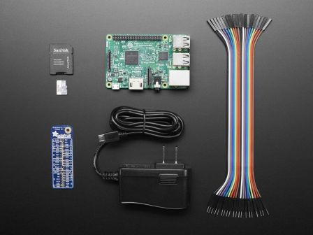 Raspberry Pi 3 Board Pack for Android Things