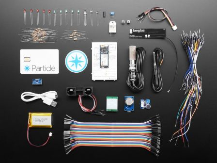 Particle Sensor Kit 3G Eur/Afr/Asia