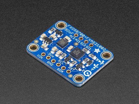 Adafruit Precision NXP 9-DOF Breakout Board