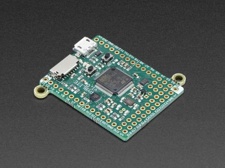 MicroPython pyboard Lite v1.0 with Accelerometer