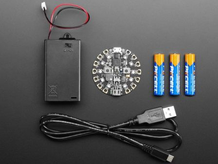 Circuit Playground Express Developer Edition - Base Kit