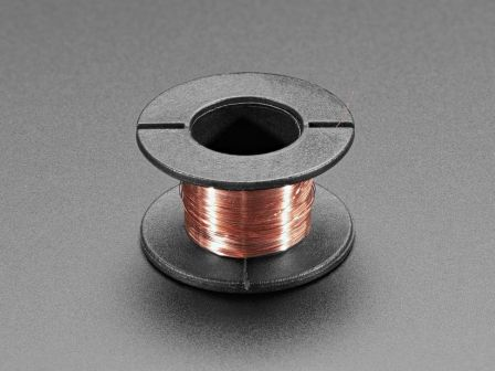 Enameled Copper Magnet Wire 11 meters / 0.1mm diameter