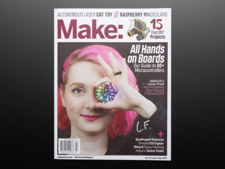 Make: Magazine - Vol 57