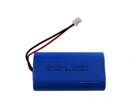 Lithium Ion Batterij - 3.7V 4400mAh