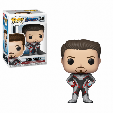 Funko Pop: Avengers Endgame: Tony Stark #449