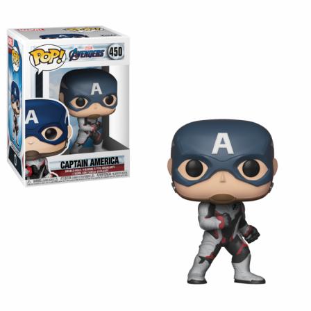 Funko Pop: Avengers Endgame: Captain America #450