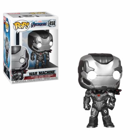 Funko Pop: Avengers Endgame: Warmachine #458
