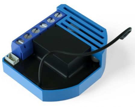 Qubino Flush 1D Relay (1*2.3 kW)