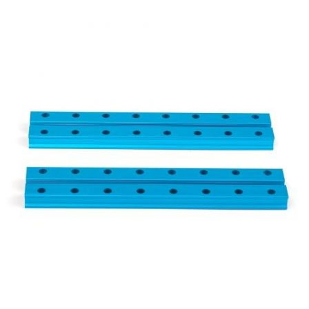 MakeBlock Slide Beam 0824-128-Blue(Pair)