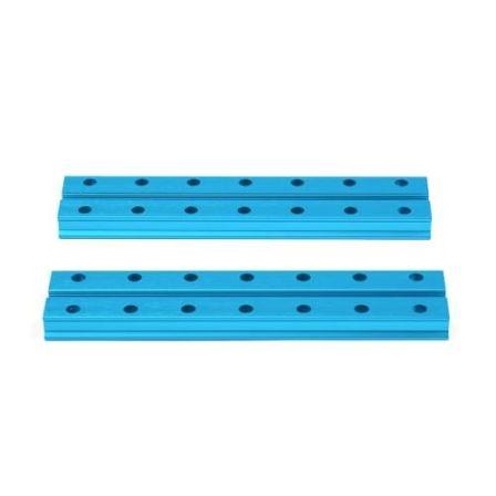 MakeBlock Slide Beam 0824-112-Blue(Pair)