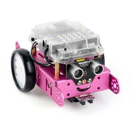 MakeBlock mBot v 1.1 - Pink (Bluetooth Version)