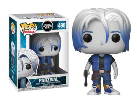 Funko POP! Ready Player One: Parzival #496