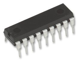 Peripheral Source Driver Array, 8 Outputs, 5 V to 50 V supply, 50 V/500 mA out, DIP-18