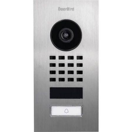 DoorBird IP Video Door Station D1101V Flush-mount