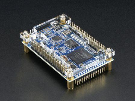 DE0-Nano - Altera Cyclone IV FPGA starter board