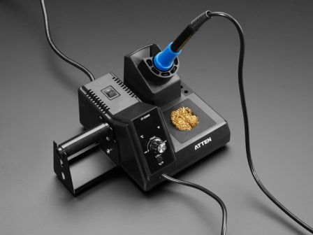 ATTEN 80W 110V Soldering Iron With Station