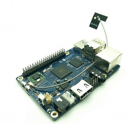 "PINE H64 ""Model B""-2GB Single Board Computer"