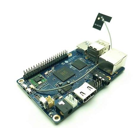 "PINE H64 ""Model B""-3GB Single Board Computer"