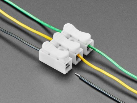 3-Pin Wire Joints (3 Pack)