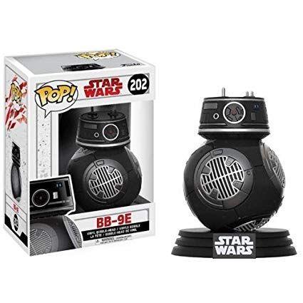 Funko Pop! Star Wars Last Jedi: bb-9e