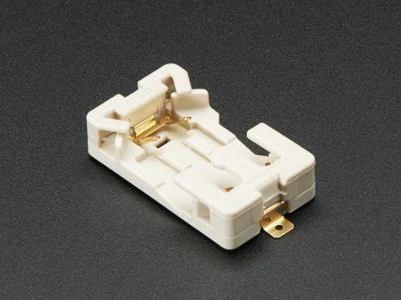 Sewable CR2032 Battery Holder