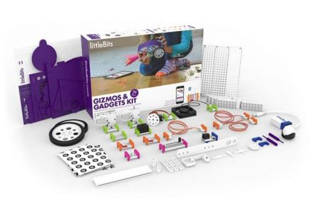 LittleBits Gizmos & Gadgets Kit 2de editie - Nederlands