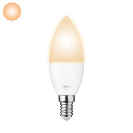 Klik aan Klik uit ZLED-EC2206 Dimbare E14 LED Lamp - Flame White