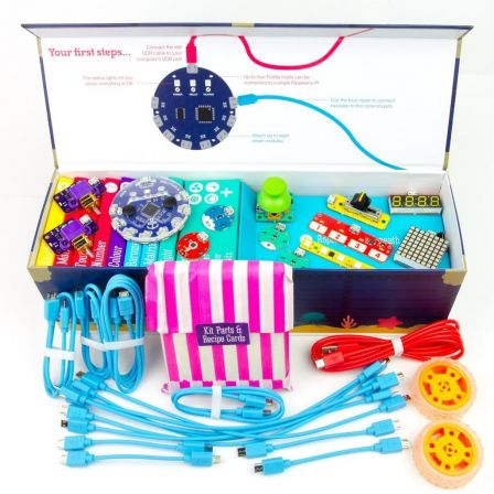 Flotilla Mega Treasure Chest Starter Kit