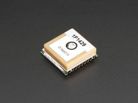Ultimate GPS Module - 66 channel w/10 Hz updates