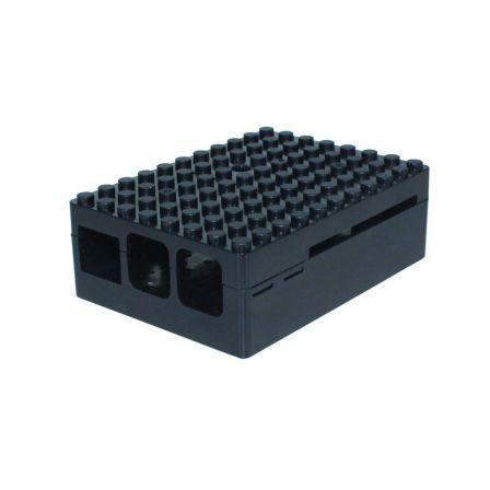 Pi-Blox Behuizing voor LEGO en Raspberry pi B+ / 2B / 3B Zwart