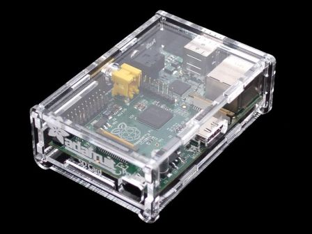 Adafruit Pi Box - Enclosure for Raspberry Pi Model A or B