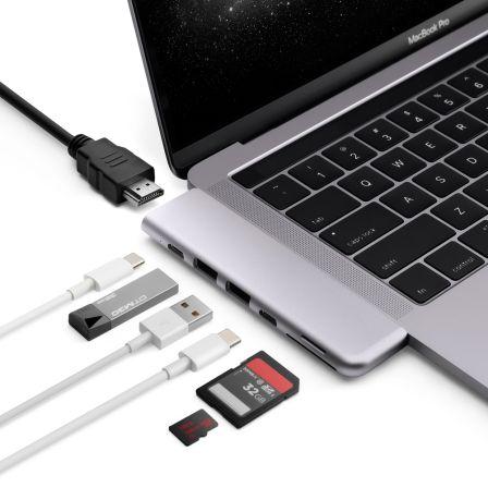 MINIX NEO C-DSI USB-C Multiport Adapter voor Macbook