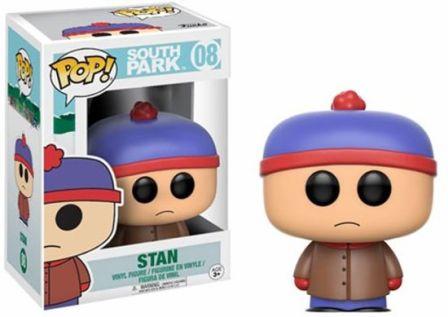 Funko Pop! South Park: Stan #08