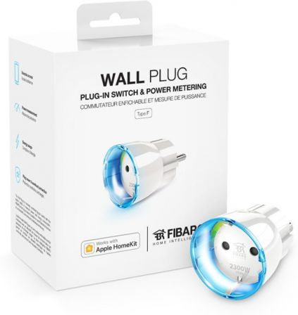 Fibaro Wall Plug Type F voor Apple Home Kit