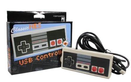 NES USB Controller