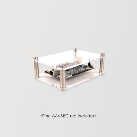 PINE A64 / ROCK Pro64 Open Behuizing