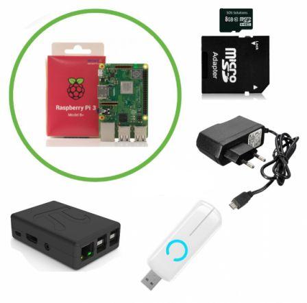 Z-Wave Domoticz Starter Kit met Raspberry Pi 3B+